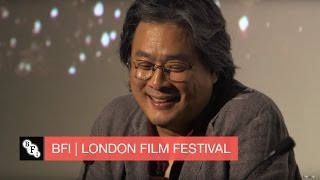 """Video Park Chan-Wook at his London film festival Screen Talk: """"People asked me to sign their hammers"""" download MP3, 3GP, MP4, WEBM, AVI, FLV November 2017"""