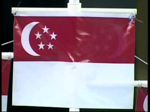 SEA Games 2011 Palembang Full 50 M Free Prize Ceremony