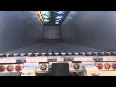 2013 Titan Keith Walking Floor Trailer V18 Floor System