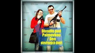Divadlo Pod Palmovkou: Den otevřených dveří 4.3. 2018 (www.divadlopodpalmovkou.cz)