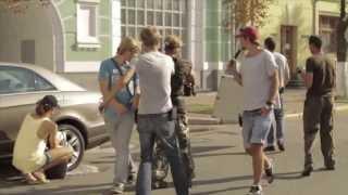 Съёмки клипа МакSим - Осколки