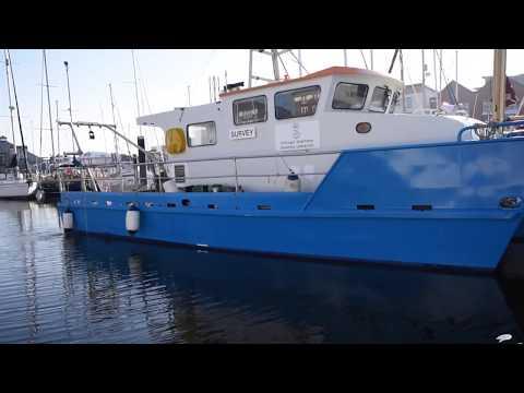 12 5m Aluminium Survey Vessel for sale by YACHTS CO