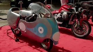 Motorcycle and Car Exhibition at Villa Erba 2018