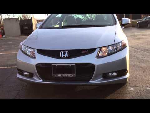 2013 Honda Civic Si review teaser
