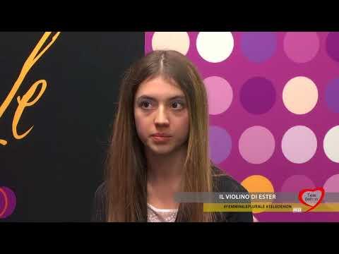 FEMMINILE PLURALE 2017/18 - Il violino di Ester