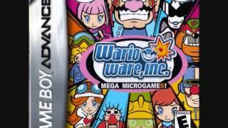 Staff Roll (Part 1) - WarioWare, Inc.: Mega Microgame$!