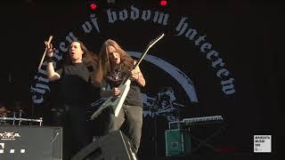 Children of Bodom - Hate Crew Deathroll (Wacken 2018)