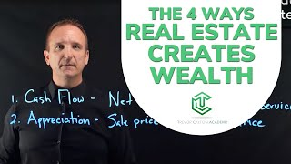The 4 Ways Real Estate Builds Wealth