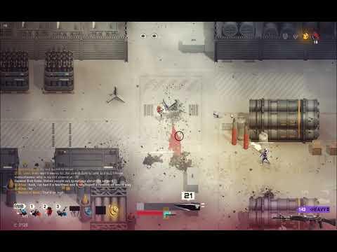 SYNTHETIK Last Floor (Failure) Raw Gameplay Footage  