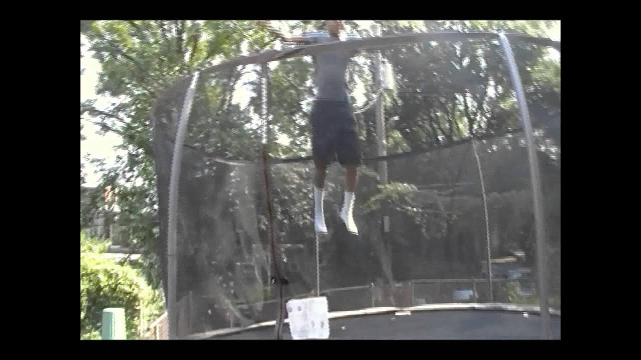 how to make your trampoline quieter