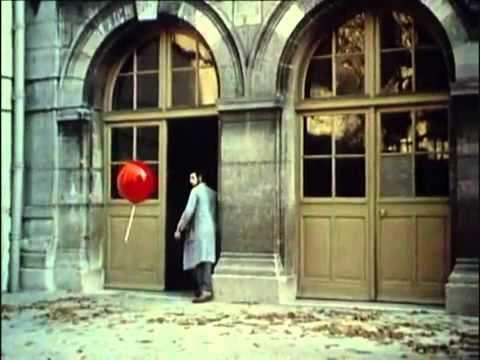 Le Ballon Rouge, 1956 - Albert Lamorisse (PART 2)