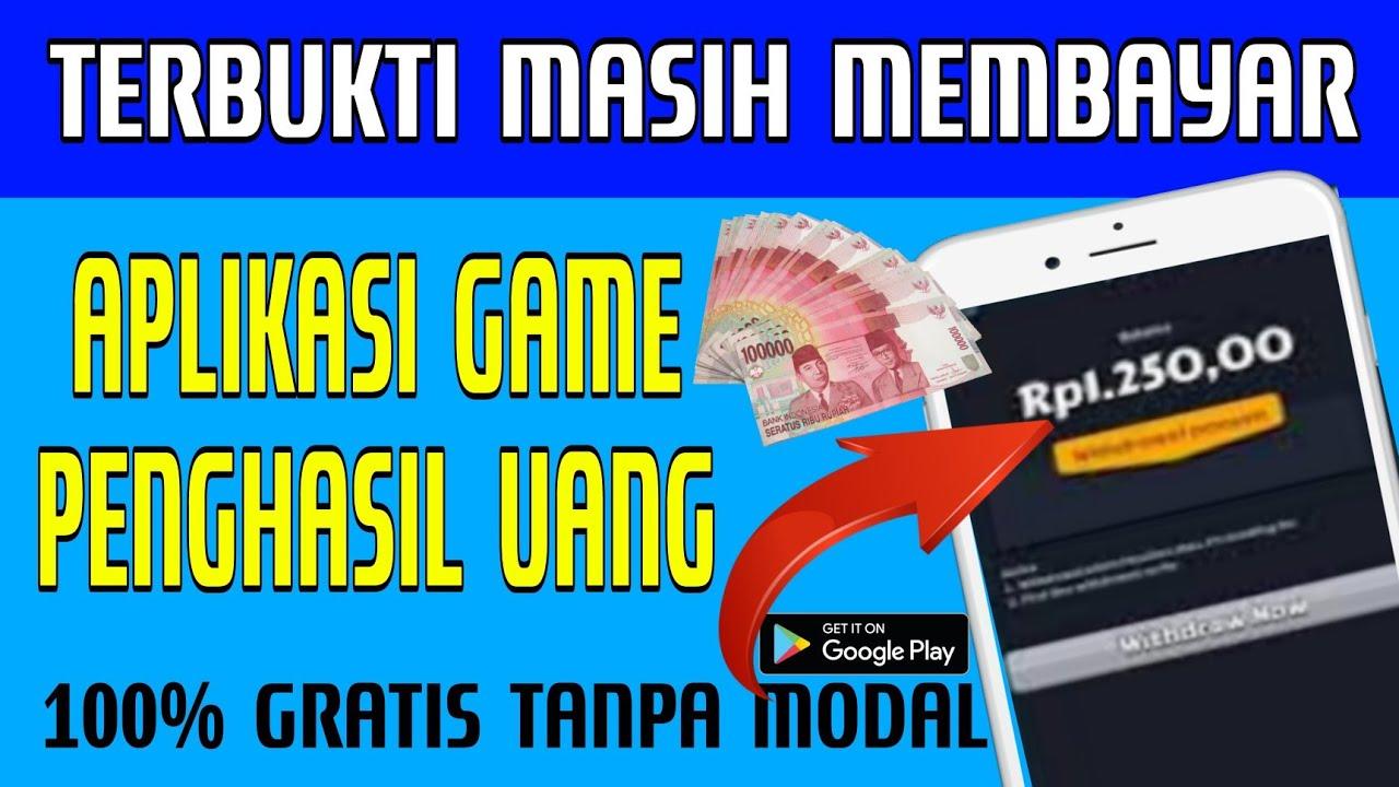 TERBUKTI LEGIT APLIKASI PENGHASIL UANG TERCEPAT 2021 MASIH ...