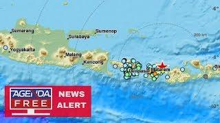 New 6+ Earthquakes Near Fiji & Bali - LIVE BREAKING NEWS COVERAGE