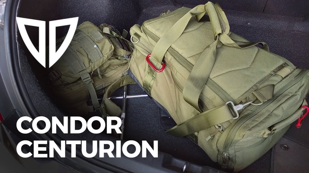 df06984b9318 Condor Centurion Duffel Bag Review - YouTube