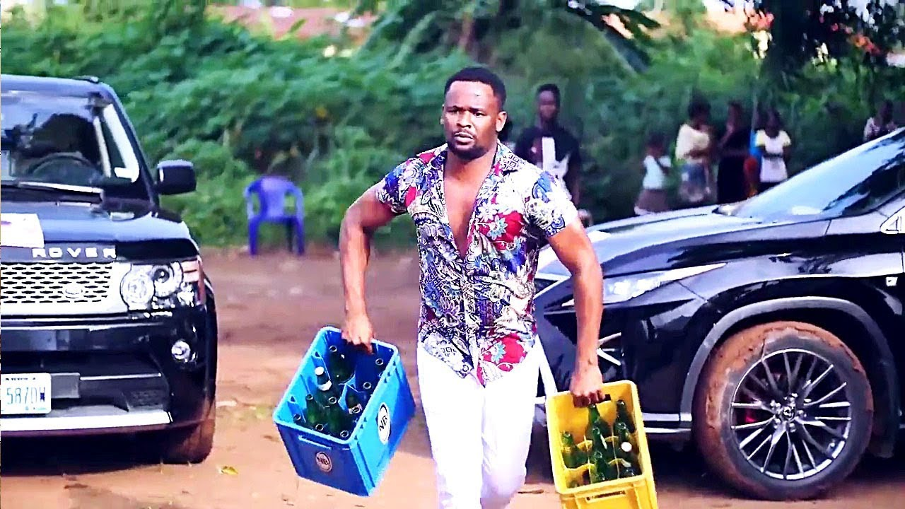 Download The Millionaire Bar Man (Zubby Michael) - 2020 African Movie 2019 Nigerian Movies