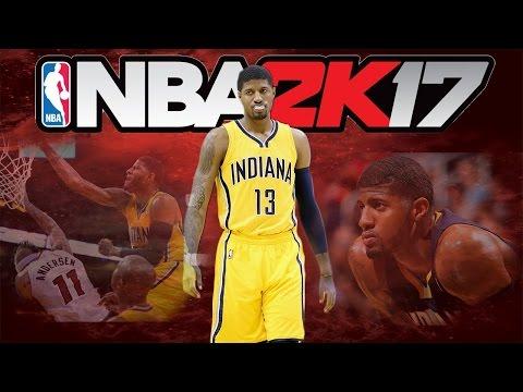 NBA 2K17 Seattle Supersonics Gameplay Throwback Classics #1