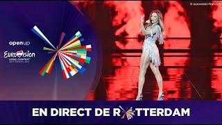 Anxhela Peristeri 🇦🇱 Albania - 2nd Rehearsal Eurovision 2021 - Karma