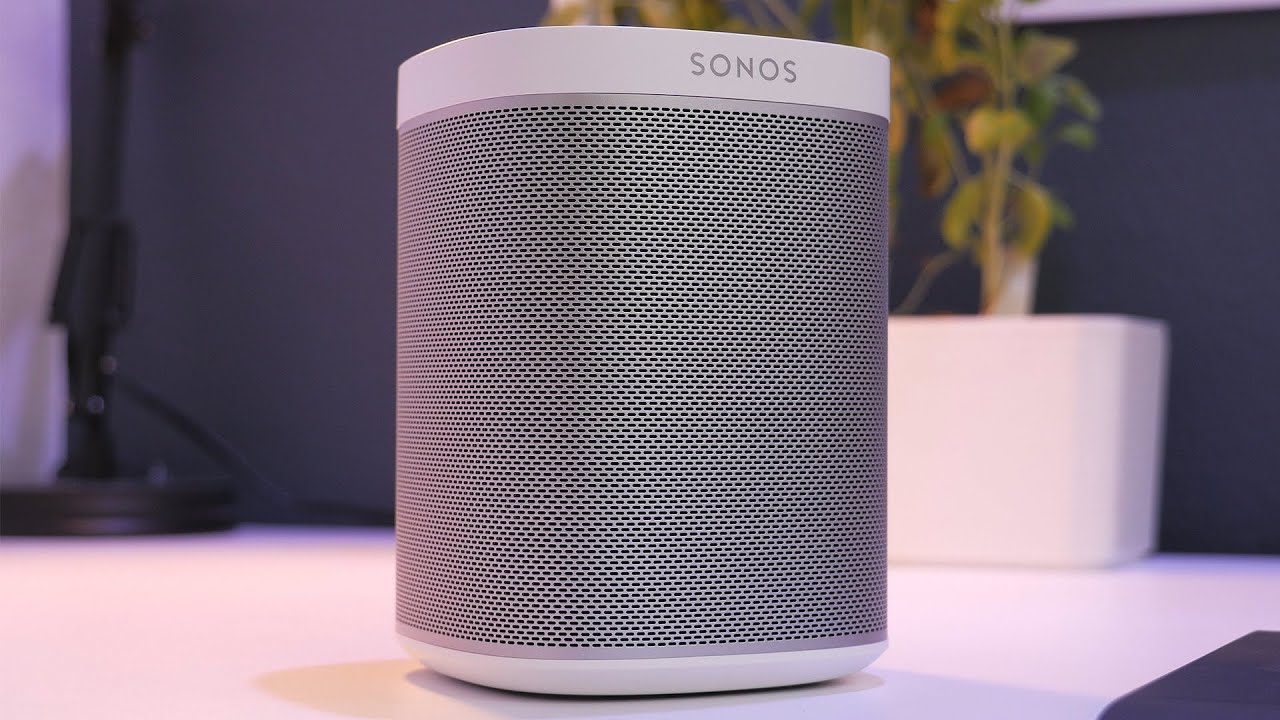 Buy Sonos Play 1 White From 163 124 00 Best Deals On