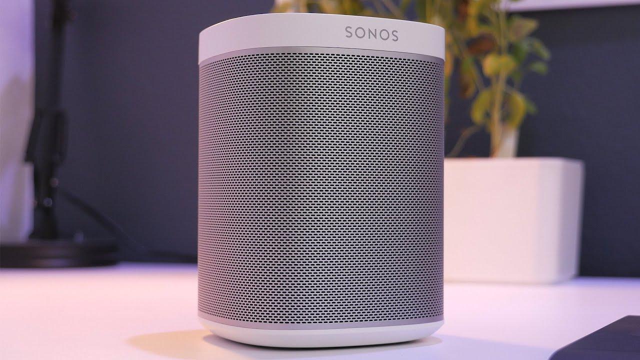 Sonos Play 1 Noir Au Meilleur Prix Sur Idealo Fr