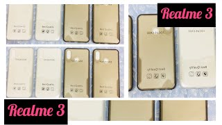 Phone Case Realme 3 ~ Auto Focus