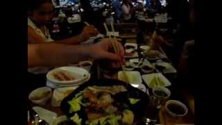 Where To Eat Buffet @ Best Beef Diy Meat Seafood Vegetables $6.66 By On Nut Bts  - Phil In Bangkok