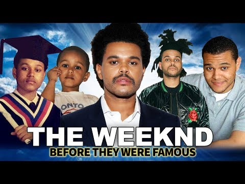 TimBuck2 - The Weeknd Look Back Before they were Famous