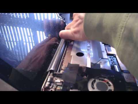 Hp Mini 1000 Laptop Power Jack Repair socket input port connector repair replacement