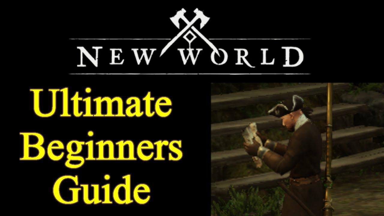 New World ULTIMATE Beginners Guide - Fast Tips and Tricks Montage
