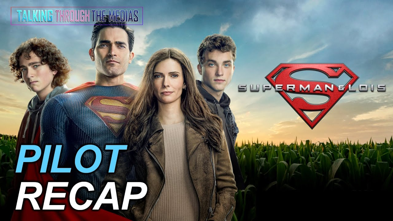 Superman & Lois: Erasing The Arrowverse