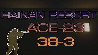 Battlefield 4 | PC | Gameplay w/ ACE-23 on Hainan Resort | 38-3