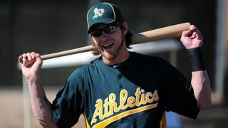 Josh Reddick 2012 Highlights