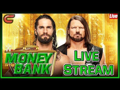 Wwe Money In The Bank Stream