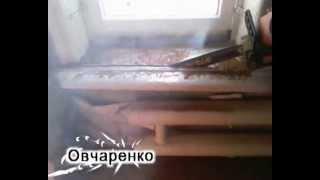 подоконник деревянный(, 2012-09-23T18:16:42.000Z)
