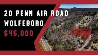 20 Penn Air Road Wolfeboro, NH