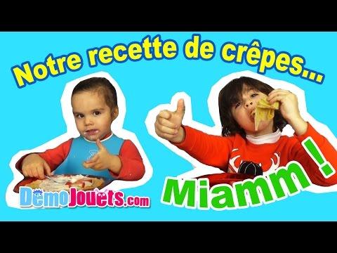 (vlog)-recette-de-crêpes-et-dégustation-!-chandeleur-de-la-famille-démo-jouets