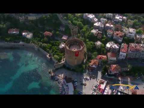 Official Alanya Promotional HD Video 2013