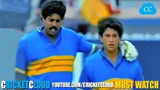 Video SACHIN Just 16 Year of Age at his Best - MAKING of GOD OF CRICKET !! download MP3, 3GP, MP4, WEBM, AVI, FLV Oktober 2017