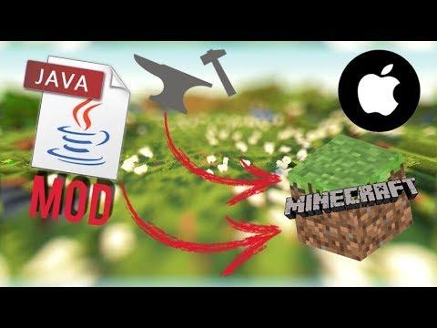 comment installer un mod dans minecraft mac