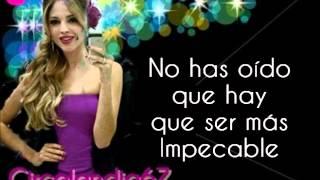 Eiza Gonzalez - Invisible - Letra