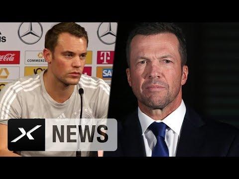 Matthäus fordert Ter Stegen! So kontert Manuel Neuer | Frankreich - Deutschland | Nations League