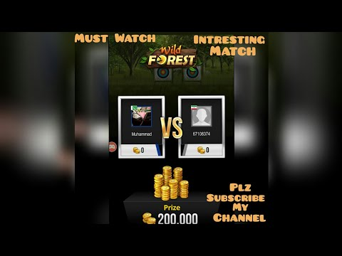Must Watch Intresting Match Archary King (2 lack bet) 2018
