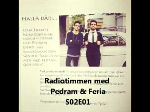 Radiotimmen med Pedram & Feria S02E01