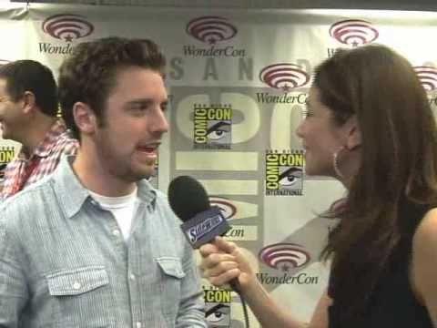 Bret Harrison talks to Sidewalks TV about Breaking In