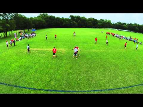 Coppell Boys vs Marcus Boys 2015 Texas State High School Ultimate Championship