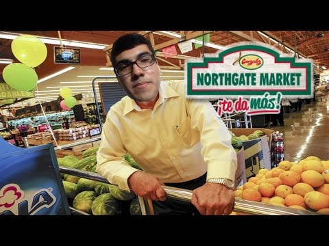 A Trip To The LA Northgate Market! | Moral's Travel Vlog #3