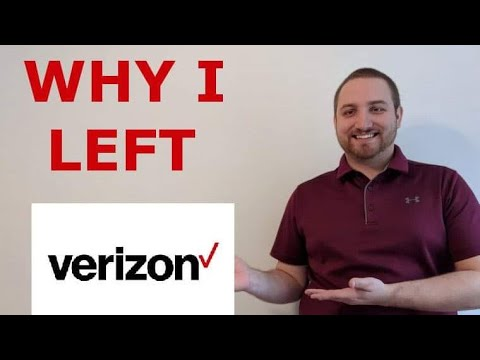 Why I Left Verizon Wireless