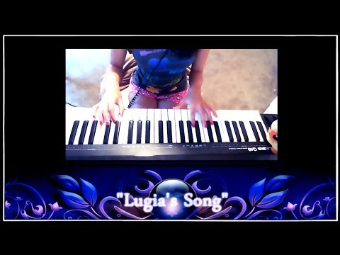 Tricky Plays the Piano: Lugia's Song and other stuff