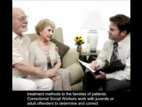 Social Worker Job Description - YouTube