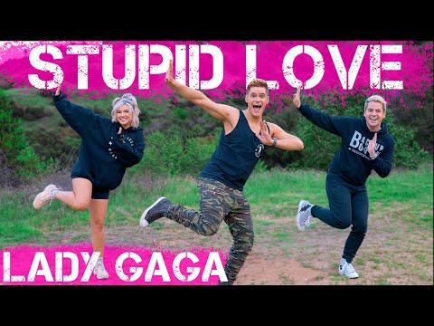 Lady Gaga - Stupid Love | Caleb Marshall | Dance Workout | Move #WithMe