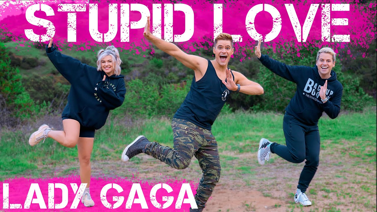 Lady Gaga - Stupid Love | Caleb Marshall | Dance Workout | Move #WithMe